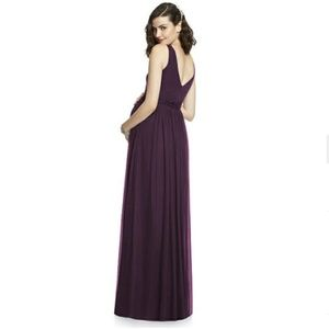 After Six Dresses - Purple After Six Bridesmaid Dress NWT